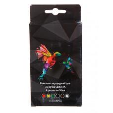 Аксессуар Cactus УФ-пластик 6 цветов CS-3D-UVPS-A