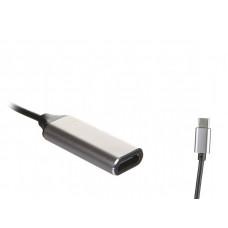 Аксессуар Red Line Type-C - HDMI Grey УТ000019044