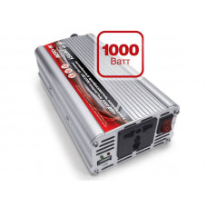 Автоинвертор AVS IN-1000W-24 A07074S