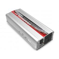 Автоинвертор AVS IN-1500W преобразователь с 24В на 220В 80325
