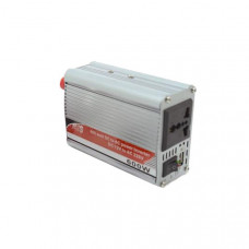 Автоинвертор AVS IN-600W 43112 с 12В на 220В
