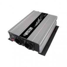 Автоинвертор Mystery MAC-500 (500Вт) с 12В на 220В c USB