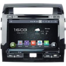 Автомагнитола INCAR AHR-2280 для Toyota LC 200 (2007-2015) Android 4.4.4