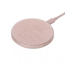 Беспроводное зарядное устройство Native Union DROP розовый (DROP-ROSE-FB)