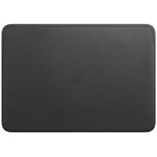 "Чехол Apple Leather Sleeve для MacBook Pro 16"" (черный)"