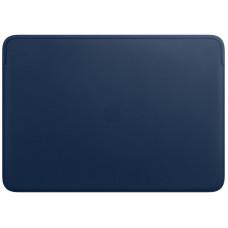 "Чехол Apple Leather Sleeve для MacBook Pro 16"" (темно-синий)"