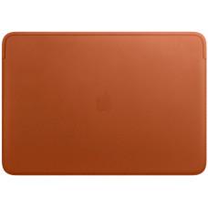"Чехол Apple Leather Sleeve для MacBook Pro 16"" (золотисто-коричневый)"