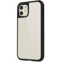 Чехол Black Rock Robust Transparent iPhone 11 черный (1100RRT02)