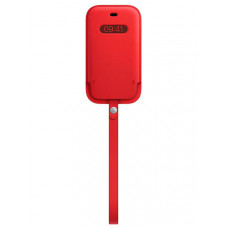 Чехол для APPLE iPhone 12/12 Pro Leather Sleeve with MagSafe Red MHYE3ZE/A