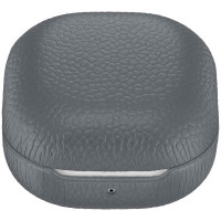 Чехол для наушников Samsung Leather Cover Buds Live Grey (EF-VR180LJEGRU)