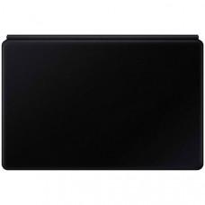 Чехол для планшетного компьютера Samsung с клавиатурой Tab S7+ чёрный (EF-DT970)