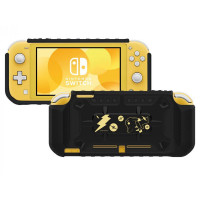 Чехол Hori Pikachu Black-Gold NS2-077U для Nintendo Switch