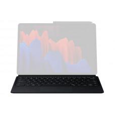 Чехол с клавиатурой для Samsung Galaxy Tab S7 Plus Black EF-DT970BBRGRU