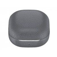 Чехол Samsung для Buds Pro Live Leather Cover Grey EF-VR180LJEGRU