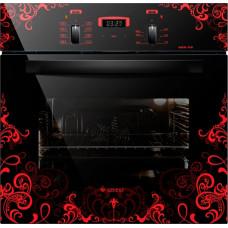 Духовой шкаф Gefest ЭДВ ДА 622-02 К16 Glass Black