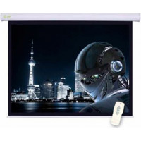 Экран Cactus 152x203см Motoscreen CS-PSM-152x203 4:3 настенно-потолочный рулонный белый (моторизирован)