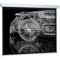 Экран Cactus 206x274см Wallscreen CS-PSW-206x274 4:3 настенно-потолочный рулонный белый