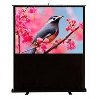 Экран напольный рулонный Cactus Floor Compact Expert (CS-PSFLCE-120X90) 4:3 90x120 см