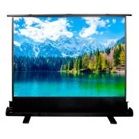 Экран напольный рулонный Cactus Floor Expert (CS-PSFLE-160X90) 16:9 90x160 см