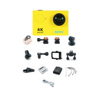 Экшн-камера EKEN H9 Ultra HD Yellow