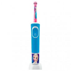 Электрическая зубная щетка Braun Oral-B Vitality D100.433.2K Frozen
