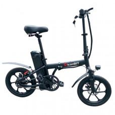 Электрический велосипед iconBIT E-Bike K216, Black (XLR3032)