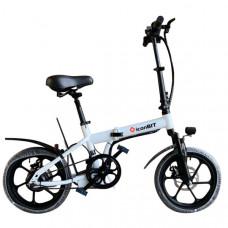 Электрический велосипед iconBIT E-Bike K216, White (XLR3033)