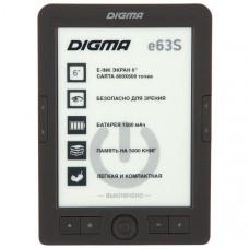 Электронная книга Digma E63S темно-серый
