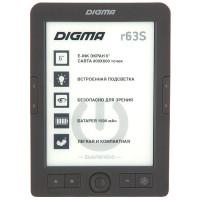 Электронная книга Digma R63S темно-серый