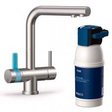 Фильтр для очистки воды Brita Mypure P1 с трехходовым смесителем