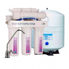 Фильтр для воды Гейзер Престиж-ПМ, бак 12 литров 20019