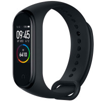 Фитнес-трекер Xiaomi Mi Smart Band 4 NFC Black (MGW4059RU)