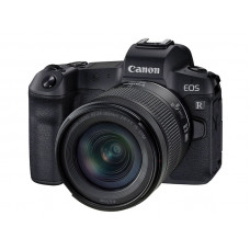 Фотоаппарат Canon EOS R Kit RF 24-105 mm f/4-7.1 IS STM 3075C033