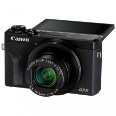 Фотоаппарат компактный Canon PowerShot G7 X Mark III Black