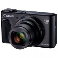 Фотоаппарат компактный Canon PowerShot SX740 HS Black