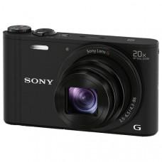 Фотоаппарат компактный Sony CyberShot WX350 Black