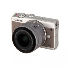 Фотоаппарат системный Canon EOS M100 EF-M15-45 IS STM Kit Grey