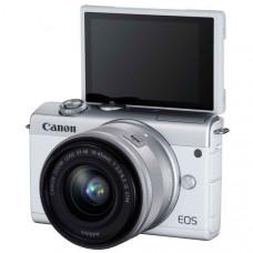 Фотоаппарат системный Canon EOS M200 WH M15-45
