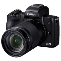 Фотоаппарат системный Canon EOS M50 EF-M18-150 IS STM Kit Black