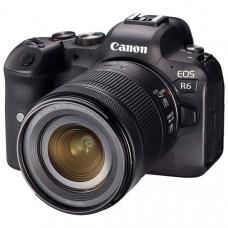 Фотоаппарат системный Canon EOS R6 Kit RF 24-105mm F4-7.1 IS STM