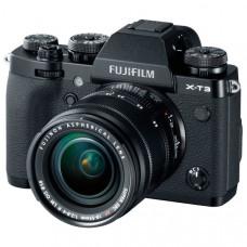 Фотоаппарат системный Fujifilm X-T3 18-55 Black
