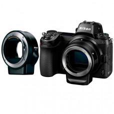Фотоаппарат системный Nikon Z7 + FTZ Adapter Kit