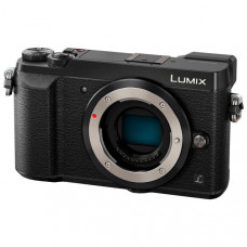 Фотоаппарат системный Panasonic Lumix DMC-GX80EE-K Body Black