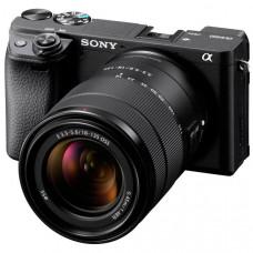 Фотоаппарат системный Sony A6400 + SEL18135