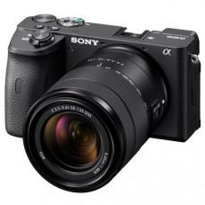 Фотоаппарат системный Sony A6600 + SEL18135 Black (ILCE-6600M/B)