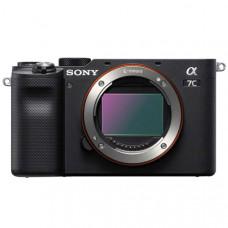 Фотоаппарат системный Sony Alpha 7C Body Black