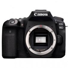 Фотоаппарат зеркальный Canon EOS 90D Body