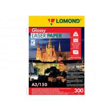 Фотобумага Lomond A3 300g/m2 глянцевая двухсторонняя 150 листов 310733
