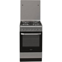 Газовая плита Hotpoint-Ariston HS5G0PMX/R