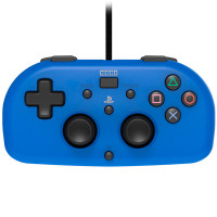 Геймпад для консоли PS4 Hori Horipad Mini Blue (PS4-100E)